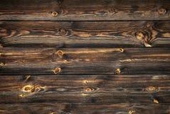 Постаретые деревянные планки Стоковое Изображение