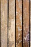 постаретые нашивки деревянные Стоковое Фото