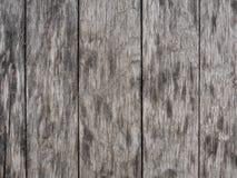 Постаретые серые деревянные планки Стоковые Фотографии RF