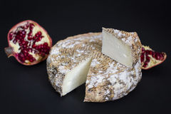 Постаретый козий сыр Стоковые Фотографии RF
