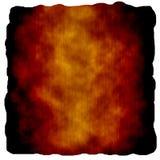 Постаретый пергамент Стоковая Фотография RF