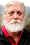 Постаретый человек Стоковое Фото
