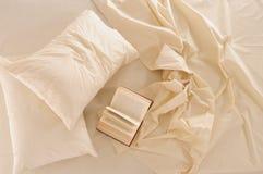 постельные принадлежности Стоковая Фотография