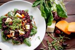 постный салат Стоковые Фото