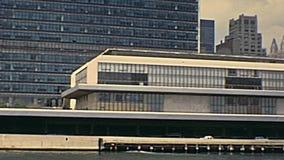 Построение Организации Объединенных Наций видеоматериал