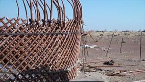 Построение рамок yurt сток-видео