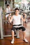Построитель мышцы стоковые изображения rf