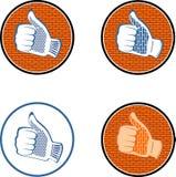 Построитель перчаток Стоковые Фотографии RF