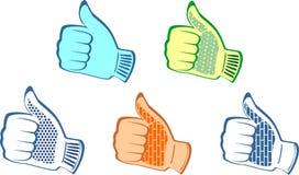 Построитель перчаток Стоковое Изображение