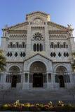 1252 1875 построили собор Монако освященное церковью предназначенное первое nicholas st места святой прихода к был Стоковые Фото