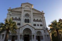 1252 1875 построили собор Монако освященное церковью предназначенное первое nicholas st места святой прихода к был Стоковые Фотографии RF