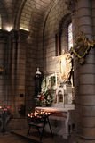 1252 1875 построили собор Монако освященное церковью предназначенное первое nicholas st места святой прихода к был Стоковое Изображение RF