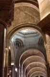 1252 1875 построили собор Монако освященное церковью предназначенное первое nicholas st места святой прихода к был Стоковые Изображения RF