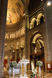 1252 1875 построили собор Монако освященное церковью предназначенное первое nicholas st места святой прихода к был Стоковое фото RF