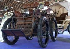 1897 построили Vetturetta Chizzolini Стоковые Изображения RF