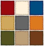 построьте для того чтобы иметь quilt заплатки ваш Стоковые Изображения