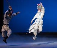 """Поступок ведра- крана пятый крадет бессмертное-Kunqu  Opera""""Madame белое Snake†Стоковое Фото"""