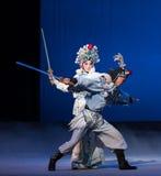 """Поступок ведра- крана пятый крадет бессмертное-Kunqu  Opera""""Madame белое Snake†Стоковая Фотография"""
