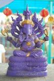 Поступок Ganesha. Стоковые Фото