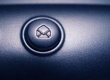 посылка кнопки Стоковые Изображения RF