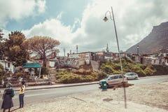 Посёлок Houtbay Imizamu Yethu Стоковые Изображения