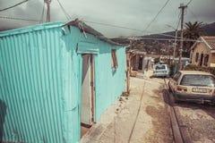 Посёлок Houtbay Imizamu Yethu Стоковые Фотографии RF