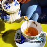 Послеполуденный чай Стоковые Фото