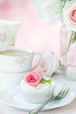 Послеполуденный чай Стоковая Фотография