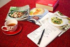 Послеполуденный чай Стоковое Изображение