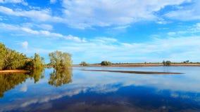 После бара сезона дождей мраморного Стоковые Изображения RF