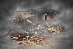 После войны Стоковая Фотография RF