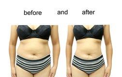 После диеты стоковое фото rf