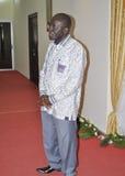 Последний дом матери президента Laurent Gbagbo Стоковая Фотография RF