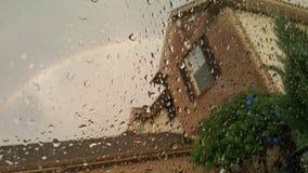После дождя стоковое фото