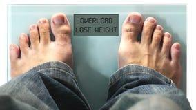Потеряйте вес Стоковые Изображения RF
