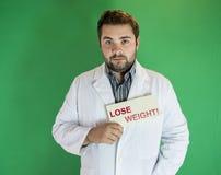 потеряйте вес Стоковое Фото