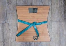 Потеряйте концепцию веса стоковая фотография