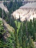 Потерянная долина Стоковые Фотографии RF