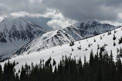 потерянные горы Стоковые Изображения