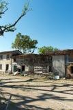 Потерянные дома Стоковое Изображение RF