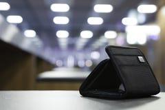 Потерянный бумажник Стоковое Изображение RF