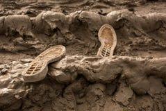 Потерянный в грязи стоковое фото rf