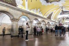 Потерянный в метро стоковое изображение