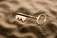 потерянный ключ Стоковые Фото