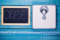 Потеря и здоровье веса стоковая фотография