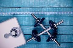 Потеря и здоровье веса стоковое фото
