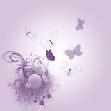 потеха бабочки Стоковое Фото