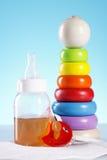 потеха больше игрушек Стоковая Фотография RF