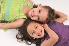 потеха детей имея Стоковые Фото