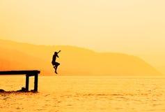 Потеха лета Стоковая Фотография RF